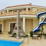 Вилла класса люкс с 4-мя спальнями, Си Кейвз, Пафос
