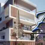 Апартаменты встроящемся малоквартирном доме скрытой парковкой вцентре города,Лимассол,Кипр